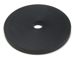 Universal Gym Black Nylon Disc  .4