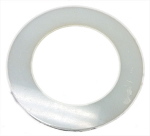 Universal Gym Plastic Washer - 3-1/4