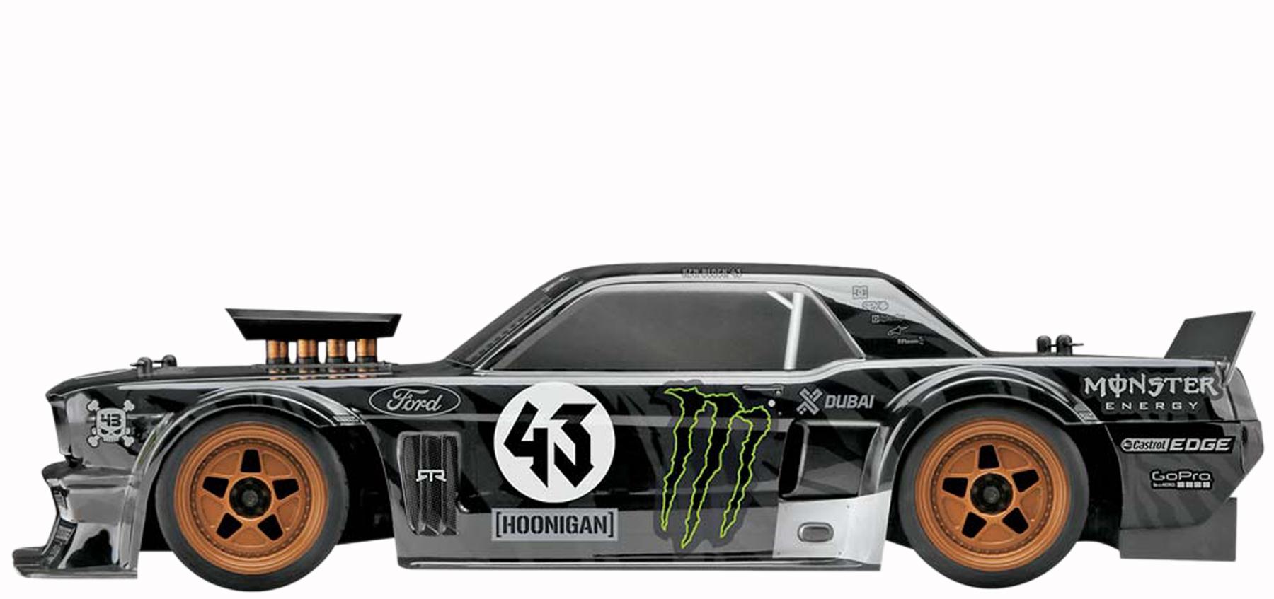 Ford Racing Parts >> HPI Ken Block 1965 Ford Mustang Hoonicorn RTR | HPI115990 | HPI115990 | BMI Karts And Parts