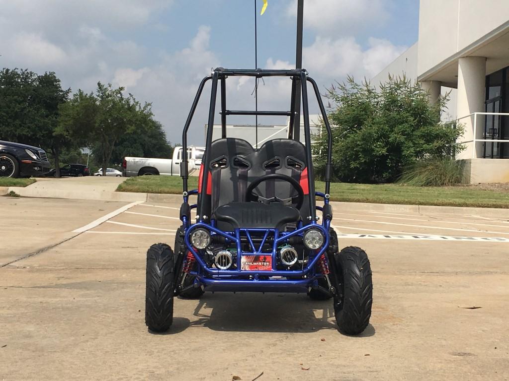 Trailmaster Mini M XRX-R+ (Go Kart with Reverse) | Mini XRX-R+ ...