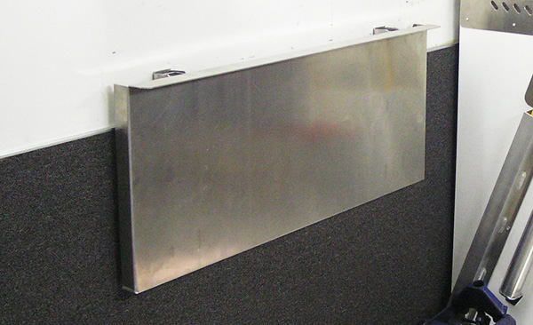 Fold Down Table For Trailer Or Wall Pp Pit Pal 158