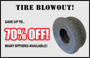 Up To 70% Off Tires