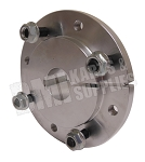 Billet Aluminum Wheel Hub for Metric Rim (1