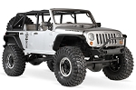 --No Longer Available-- Axial 1/10 SCX10 '12 Jeep Wrangler Rubicon 4WD RTR AX90028
