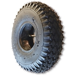480/400-8 Studded Tire.