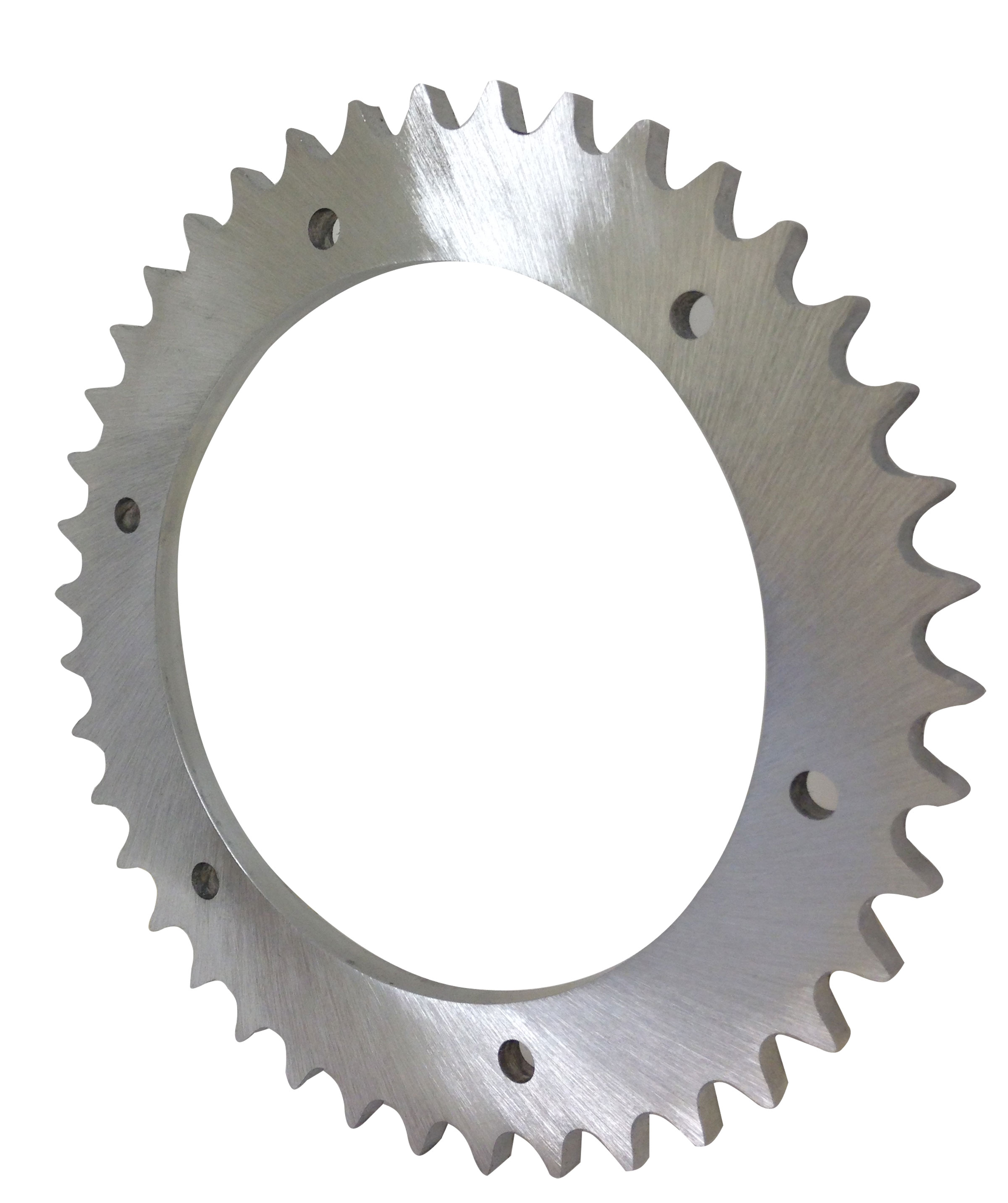 Go Kart Sprockets And Chains : Azusa chain sprocket split azt s bmi