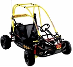 Black Widow Go Kart from ASW