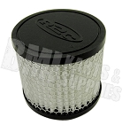 Straight Fabric Air Filter, 2-7/16