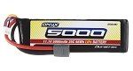 Duratrax Onyx 3S 11.1V 5000mAh 25C Soft Case LiPo Battery with Traxxas Connector