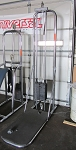 Universal Gym Equipment - Free Standing Low Pulley