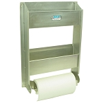 Towel And Aerosol Storage Rack (Aluminum)