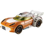 Hot Wheels Star Wars Luke Skywalker Character Car