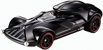 Hot Wheels Star Wars Character Car Darth Vader