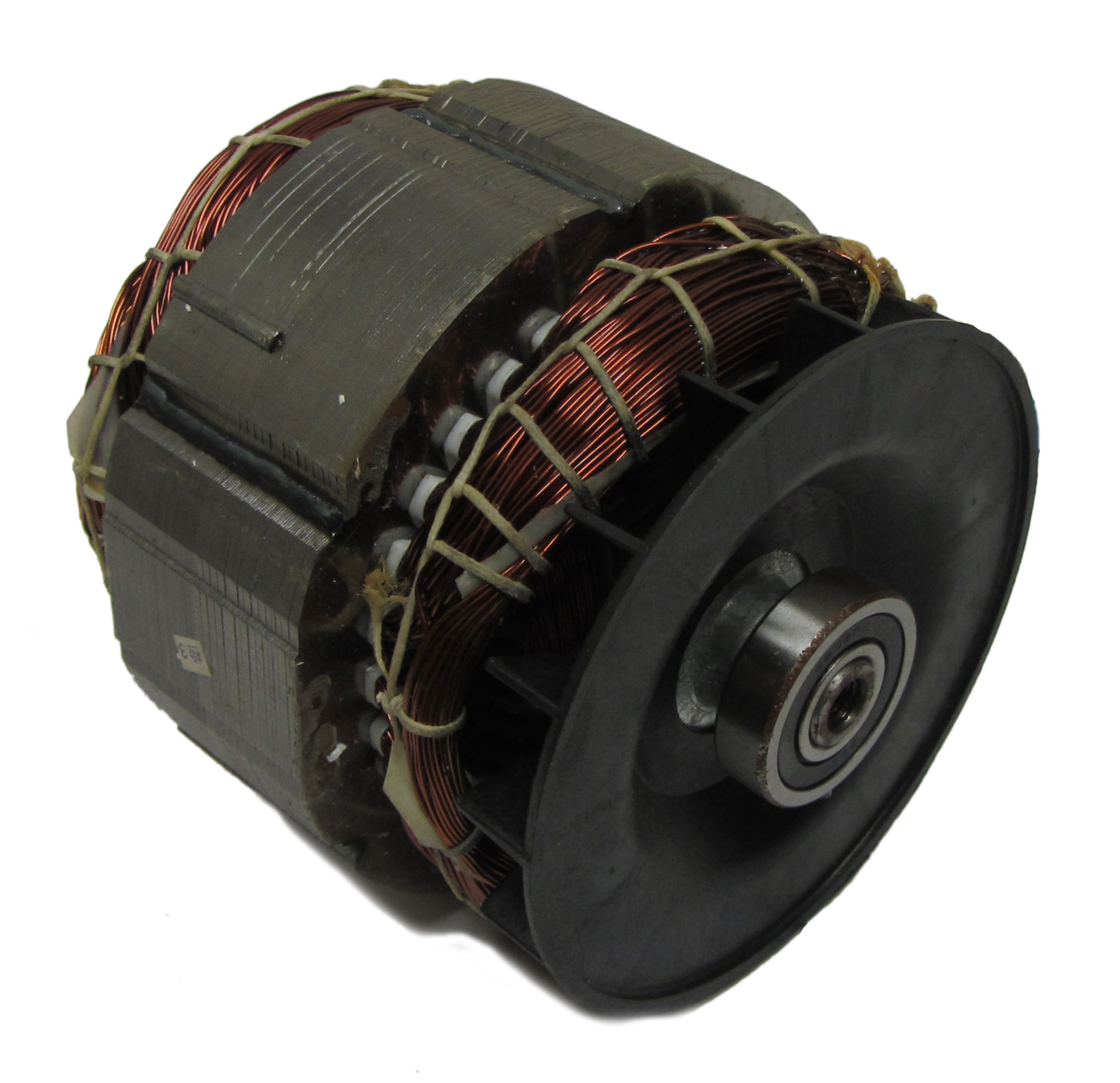 Stator & Rotor Assembly for 1250w Generator | JD125011 | BMI Karts ...