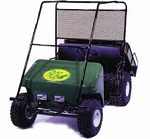 Ken-Bar D17E Utility Go Cart - DISCONTINUED