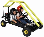 Ken-Bar Little Bug 2 Go-Cart - DISCONTINUED
