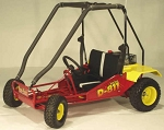 Ken-Bar D-812E Go-Cart - DISCONTINUED