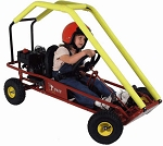Ken-Bar Little Bug S-413 Go-Cart - DISCONTINUED