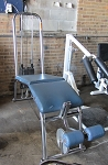 Universal Gym Equipment - Leg Curl Machine
