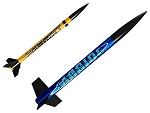 Solar Scouts Launch Set by Estes Rockets E2X Easy-to-Assemble #1475