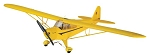 Piper Super Cub Select Scale by Flyzone RC Plane EP 2.4GHz RTF #4010
