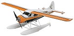 DHC-2 Beaver Select Scale by Flyzone RC Plane Tx-R (Transmitter Ready) #4022