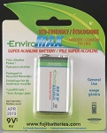 Fuji Batteries 9V Alkaline Battery  (1)