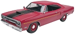 '70 Plymouth Road Runner (1/24 Scale) by Monogram Model Cars #850892