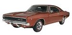 '68 Dodge Charger (1/25 Scale) 2 'n 1 from Revell Models #854202