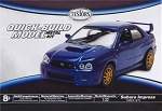 Subaru Impreza WRX STi (1/35 Scale) Car Model from Testors #630018NT