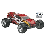 Traxxas 1/10 Rustler RTR with XL-5 ESC & iD Connector (Red)