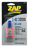 Zap Adhesives Z-42 Thread Locker (.20 oz)
