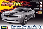 Chevy Camero (1/25 Scale) SnapTite Concept Car from Revell Models #851944