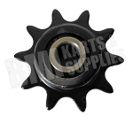 Idler / Tensioner Sprocket #40/41 Chain - 10T