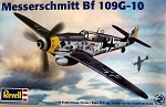 Messerschmitt Bf 109G (1/48 Scale) WWII Airplane from Revell Models #855253