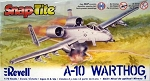 A-10 Warthog (1/72 Scale) SnapTite Fighter Plane from Revell Models #851181