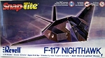 F-117 Nighthawk (1/72 Scale) SnapTite Fighter Plane from Revell Models #851182