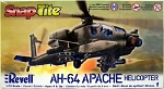 AH-64 Apache Helicopter (1/72 Scale) SnapTite from Revell Models #851183