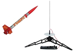 Flash Launch Set by Estes Rockets E2X Easy-to-Assemble #1478