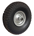 20 x 7-8 Knobby Tire with Rim for Mini Bike (Rear)