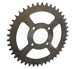 Rear Drive Sprocket #520 - 43T (3-1/8