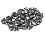 Set of 100 Valve Collar Keepers For Harley-Davidson Sportsters & Big Twins (2002 & later)