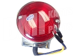 1M71 Double Contact Light - Red 6 Volt
