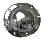 Chrome Derby Primary Clutch Cover for Harley-Davidson Knucklehead and Panhead