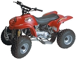 2004 CARTER BROTHERS CB-125 ATVS - DISCONTINUED