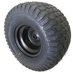 18x9.50-8 Carlisle Turf-Saver with Rim (3/4