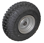 145/70-6 Kenda Tire with Rim (Front) - Gray