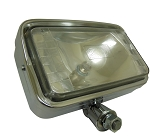 Halogen Rectangular Headlight