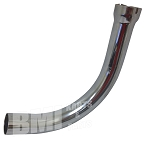 Chrome Front Exhaust Header Pipe for Harley-Davidson Panhead (1948-65)