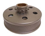 Replacement Drum for Noram Star Clutch (#35 Chain, 1